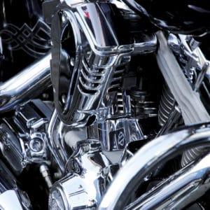 Polytrol used on engine
