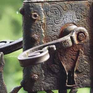 gate handle