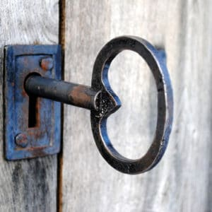 Transyl can loosen key locks