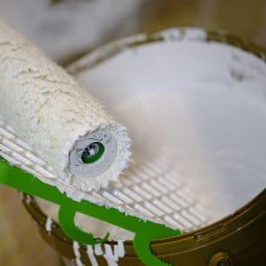 Floetrol alleviates brush & roller marks