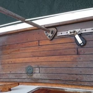 Prepdeck used on boat deck