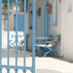 Owatrol Deco on metal gates