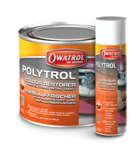 Polytrol packaging