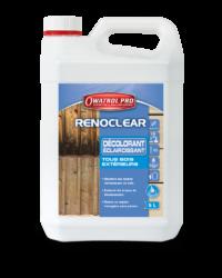 Renoclear packaging